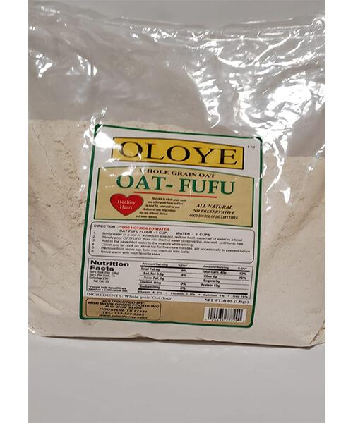 Oloye Oat Fufu