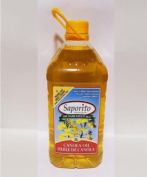 Saporito Canola Oil