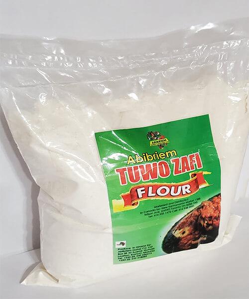 Tuwo Zafi Flour