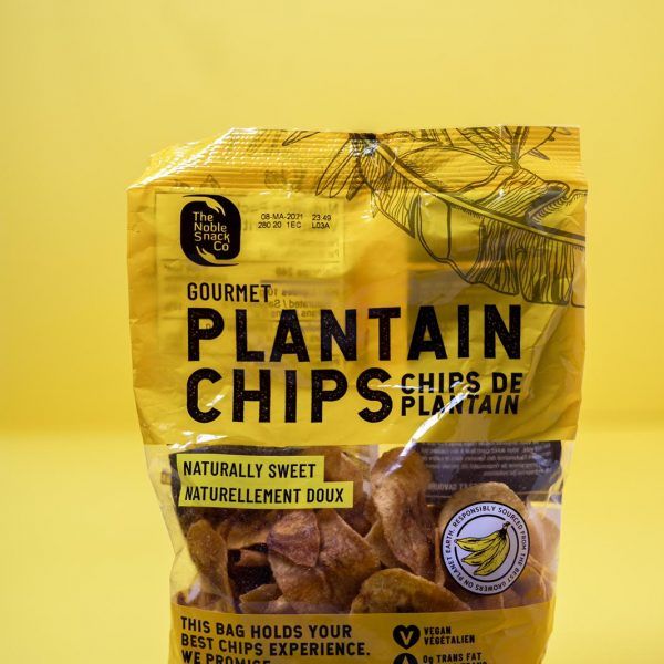 Gourmet Plantain Chips